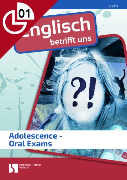 Adolescence - Oral Exams