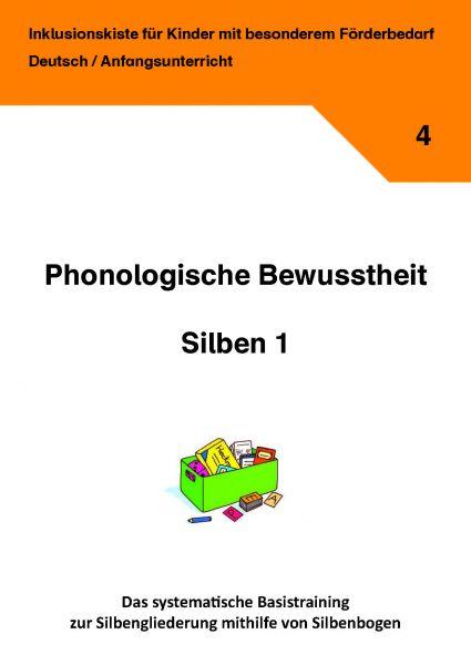 Phonologische Bewusstheit - Silben 1