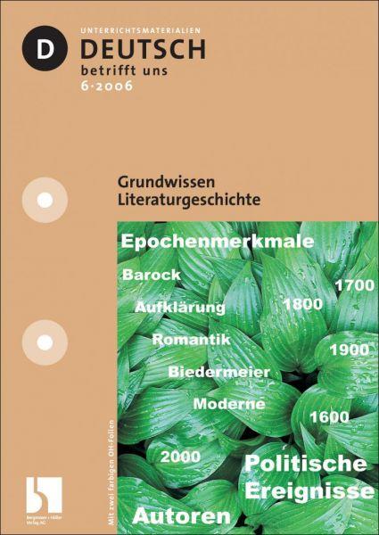 Grundwissen Literaturgeschichte
