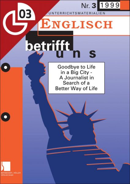 Goodbye To Life In A Big City - A Journalist In Search Of A Better Way Of Life