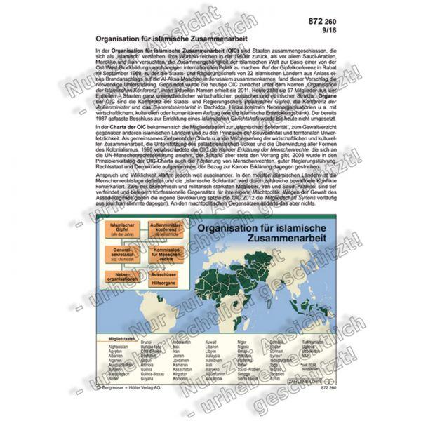 Organisation für islamische Zusammenarbeit