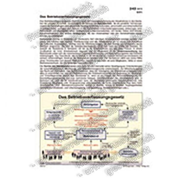 Das Betriebsverfassungsgesetz