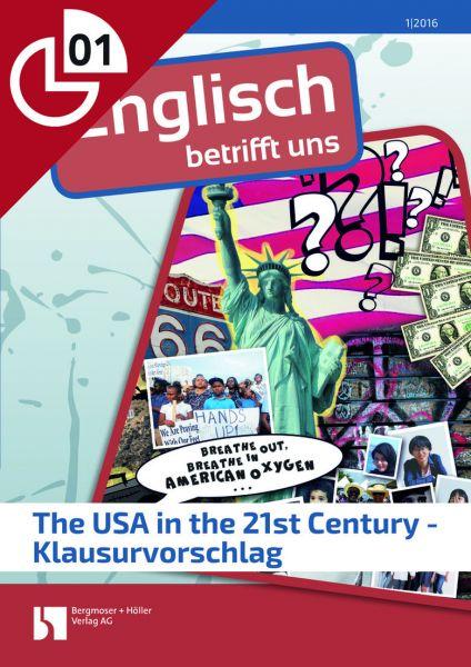 The USA in the 21st Century - Klausurvorschlag
