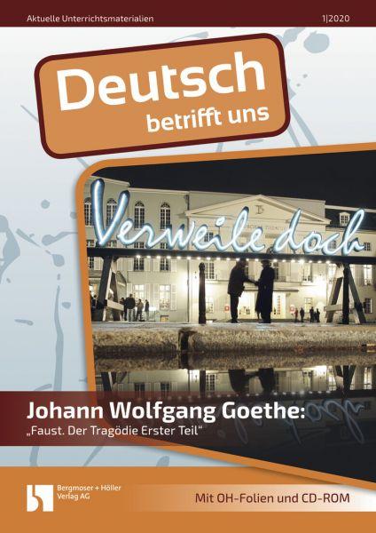 Johann Wolfgang Goethe - FAUST I