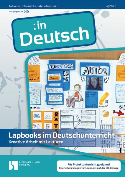 Lapbooks im Deutschunterricht