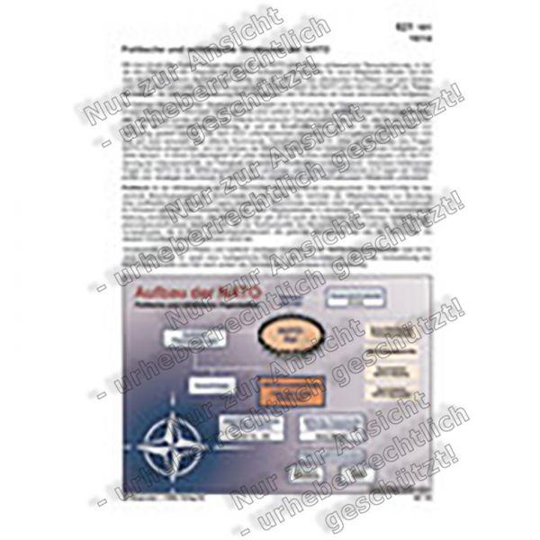 Politische und militärische Strukturen der NATO