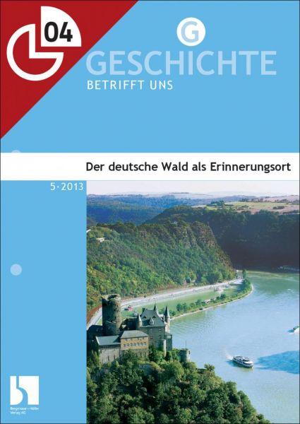 Der deutsche Wald als Erinnerungsort