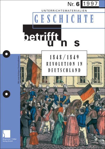 1848/1849 Revolution in Deutschland