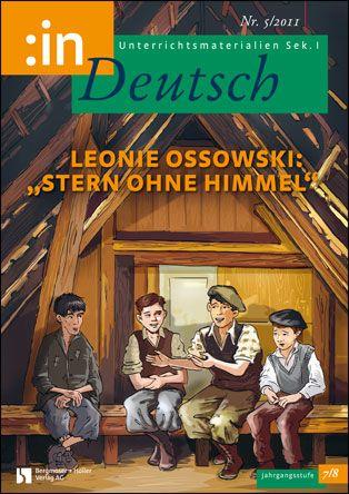 """Leonie Ossowski: """"Stern ohne Himmel"""" (Klasse 7/8)"""