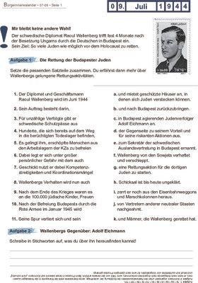 Raoul Wallenberg - 09.07.1944