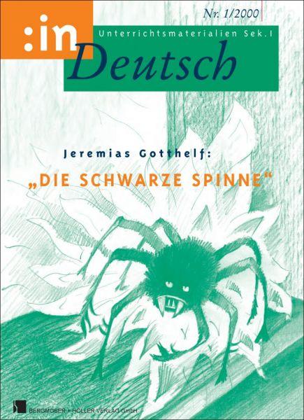 """Jeremias Gotthelf : """"Die schwarze Spinne"""" (8/9)"""