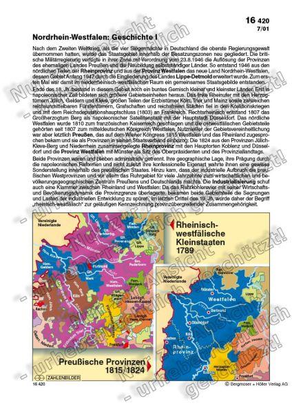 Rheinisch-westfälische Kleinstaaten 1789/Preußische Provinzen 1815/1824