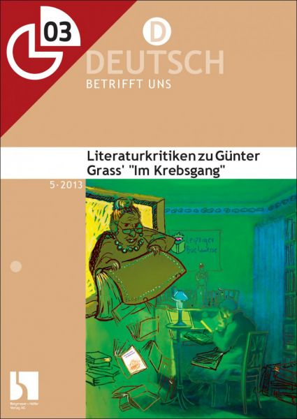 "Literaturkritiken zu Günter Grass' ""Im Krebsgang"""