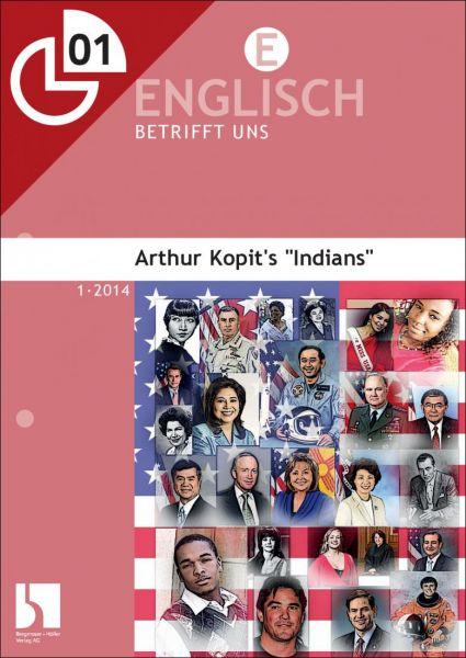 """Arthur Kopits """"Indians"""""""