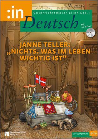 """Janne Teller: """"Nichts. Was im Leben wichtig ist"""""""
