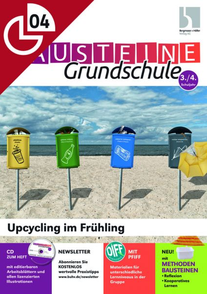 upcycling im fr hling bausteine grundschule sachunterricht grundschule arbeitsbl tter online. Black Bedroom Furniture Sets. Home Design Ideas
