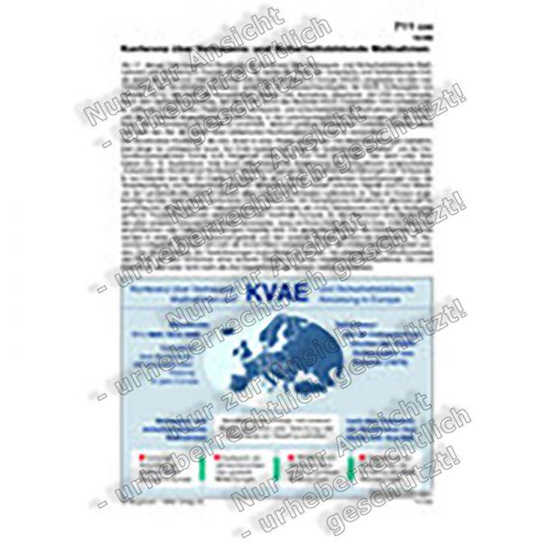 KVAE - Konferenz über Vertrauens- und Sicherheitsbildende Maßnahmen und Abrüstung