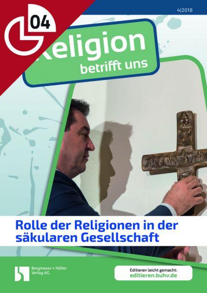 Rolle der Religionen in der säkularen Gesellschaft