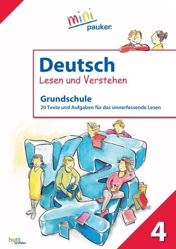 Lesen und Verstehen - Klasse 4
