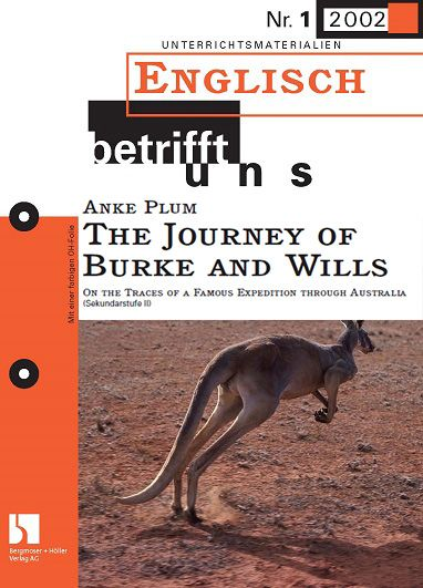 The Journey of Burke and Wills
