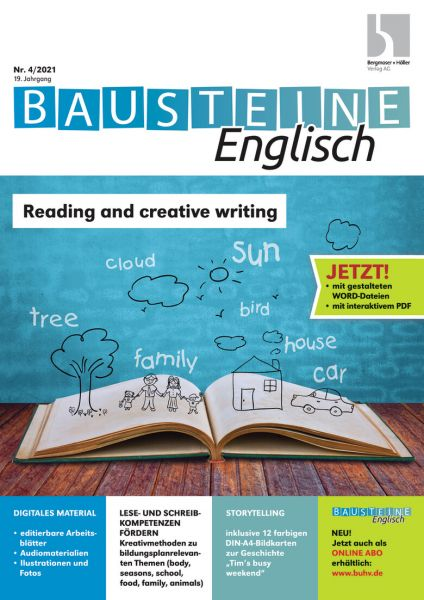Reading and creative writing