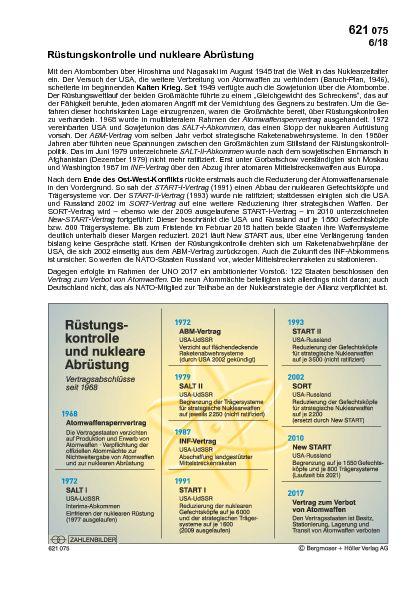 Rüstungskontrolle und nukleare Abrüstung