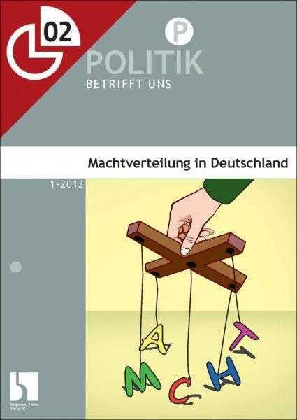 Machtverteilung in Deutschland