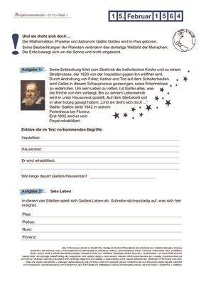 Galilei Galileo - 15.02.1564