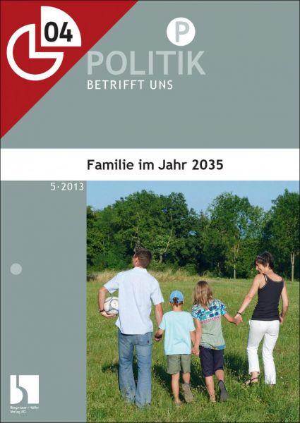 Familie im Jahr 2035