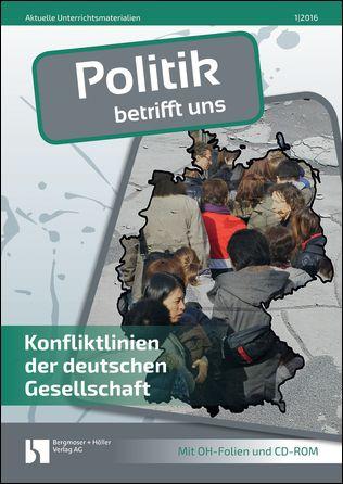 Konfliktlinien der deutschen Gesellschaft