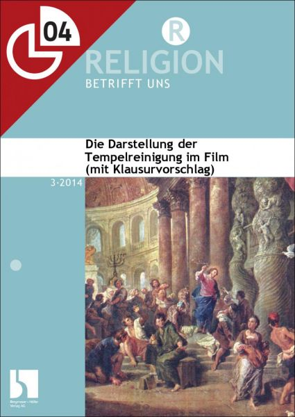 Die Darstellung der Tempelreinigung im Film