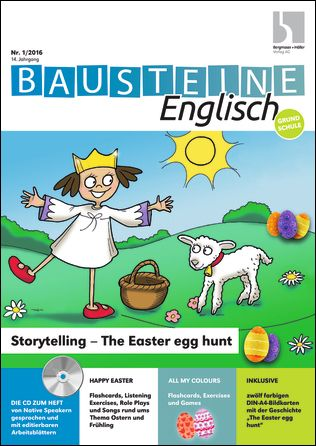 Storytelling - The Easter egg hunt