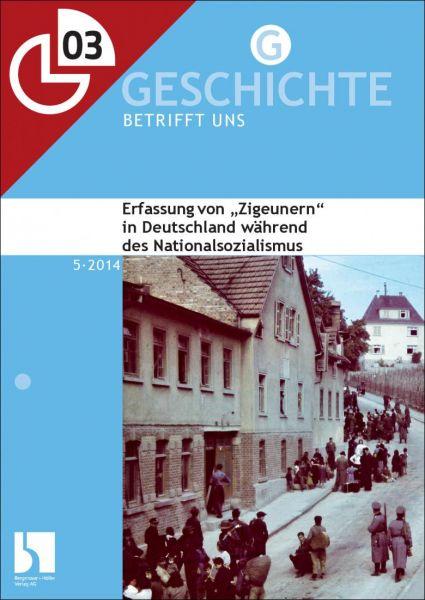 """Erfassung von """"Zigeunern"""" in Deutschland während des Nationalsozialismus"""
