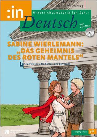 """Sabine Wierlemann: """"Das Geheimnis des roten Mantels"""" (Klasse 5/6)"""