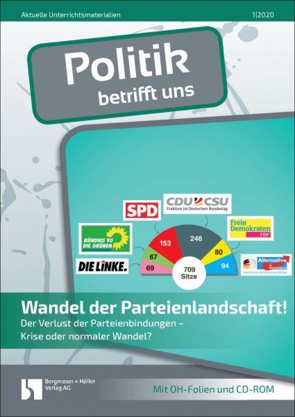 Wandel der Parteienlandschaft!
