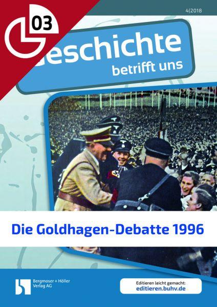 Die Goldhagen-Debatte 1996