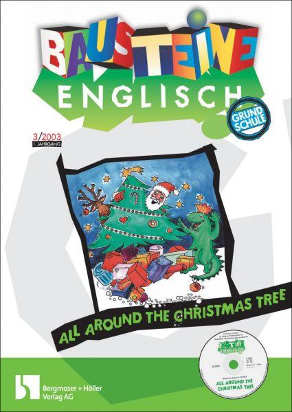 All around the christmas tree