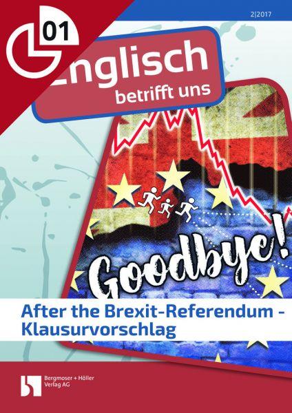 After the Brexit-Referendum - Klausurvorschlag