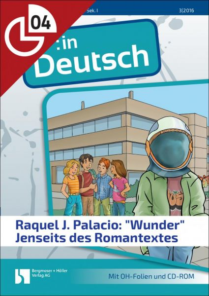 "Raquel J. Palacio: ""Wunder"" - Jenseits des Romantextes"