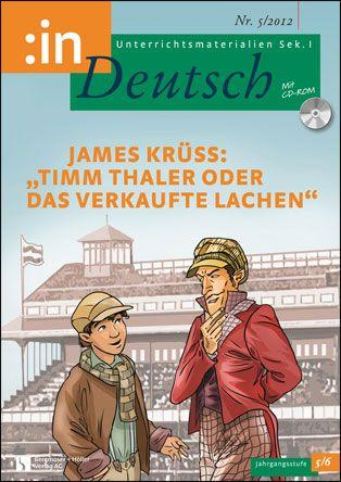 """James Krüss: """"Timm Thaler oder Das verkaufte Lachen"""" (Klasse 5/6)"""