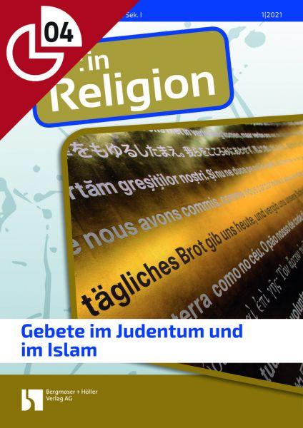 Gebete im Judentum und im Islam