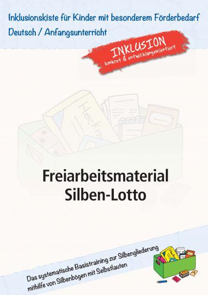 Freiarbeitsmaterial: Silben-Lotto